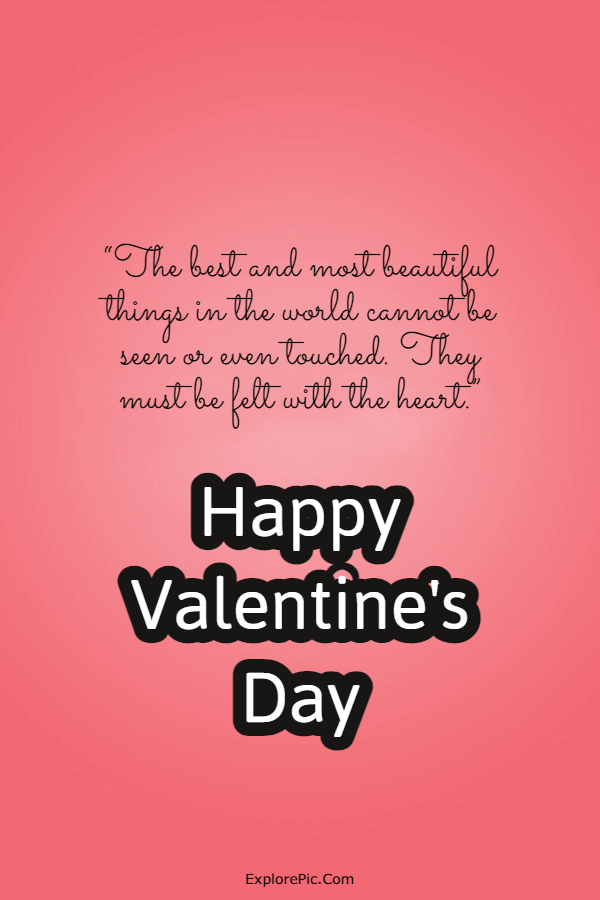 240 Happy Valentine's Day Quotes Messages Valentines Day Greetings Card Wishes | valentines messages for her, valentines day cards, valentine messages for friends