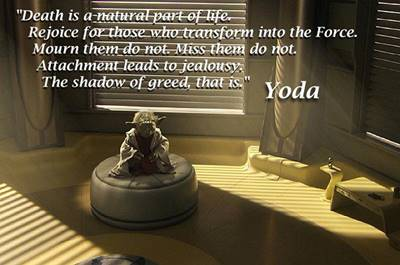 love path quotes fear is the path to the dark side yoda do not try