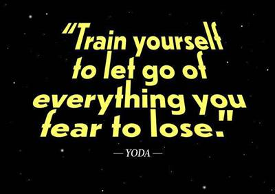yoda phrase quotes about size the force surrounds us yoda teachings