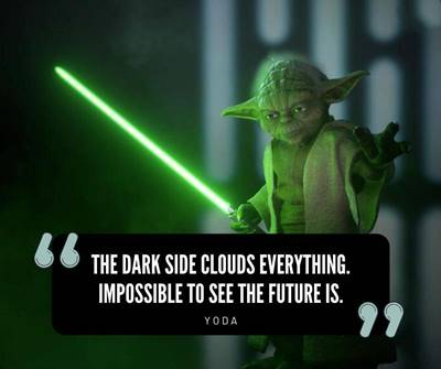 yoda's teachings different side of me quotes yoda food yoda's dark side