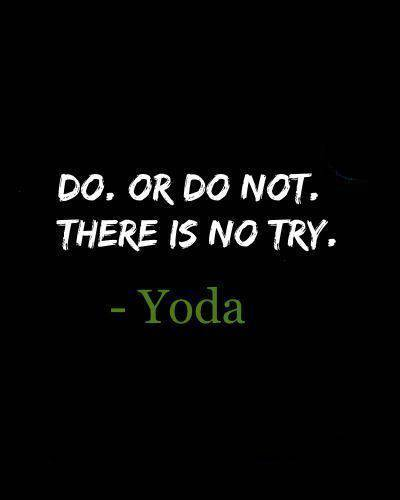 yoda quote failure is the best teacher