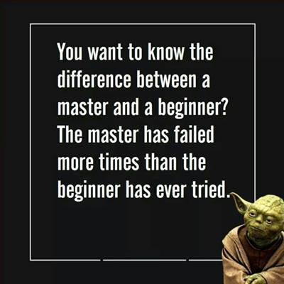 fear leads to the dark side and yoda fail quote