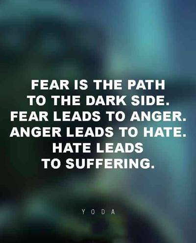 star wars failure quote forever will it dominate your destiny that is why you fail yoda