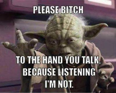 yoda wise words yoday quotes yoda always pass on what you have learned