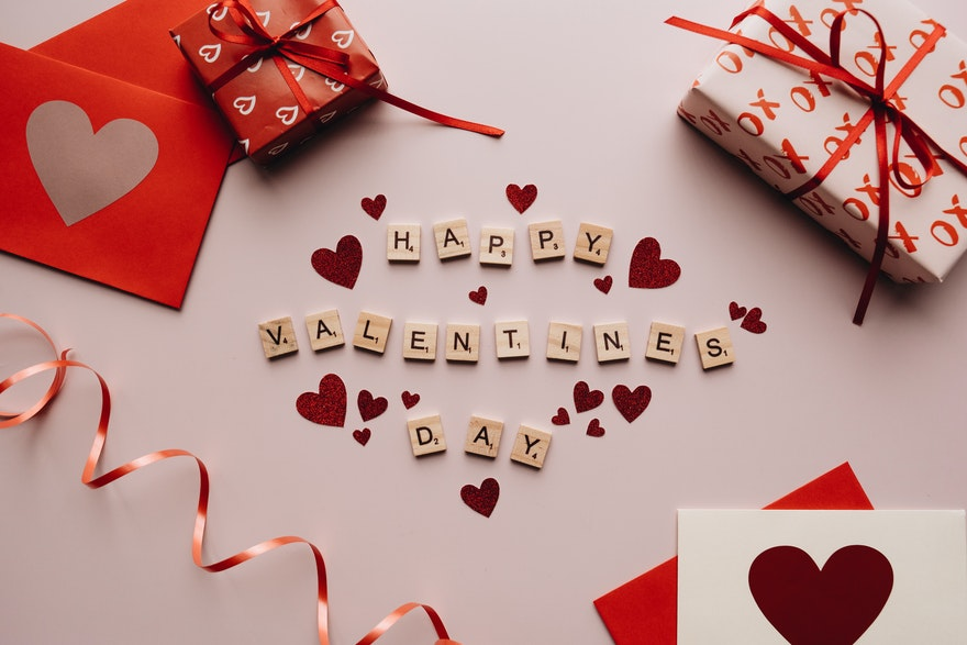 Happy Valentine's Day Quotes Messages Valentines Day Greetings Card Wishes