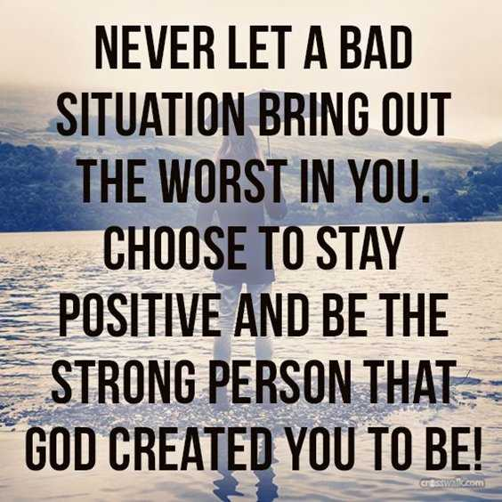 19 Stay Positive Quotes Faith Inspire To Everyone 2