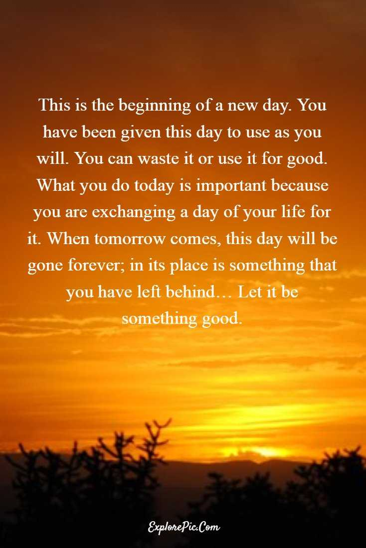 100 Beautiful Good Morning Quotes Sayings About Life Page 4 Of