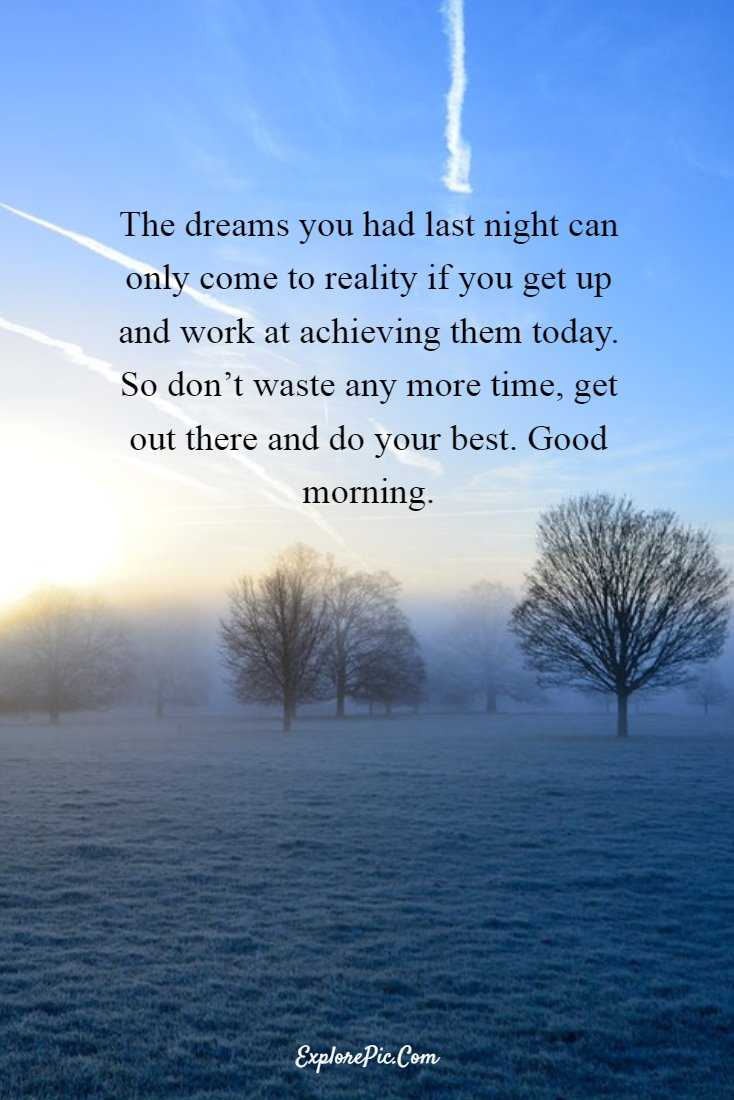 55 Beautiful Good Morning Quotes & Sayings About Life - Page ...