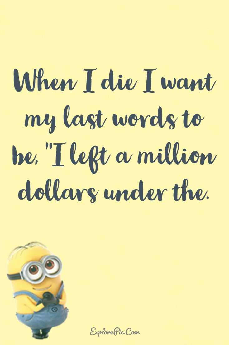 Minions Quotes 37 Funny Quotes Minions And Funny Words To Say 10