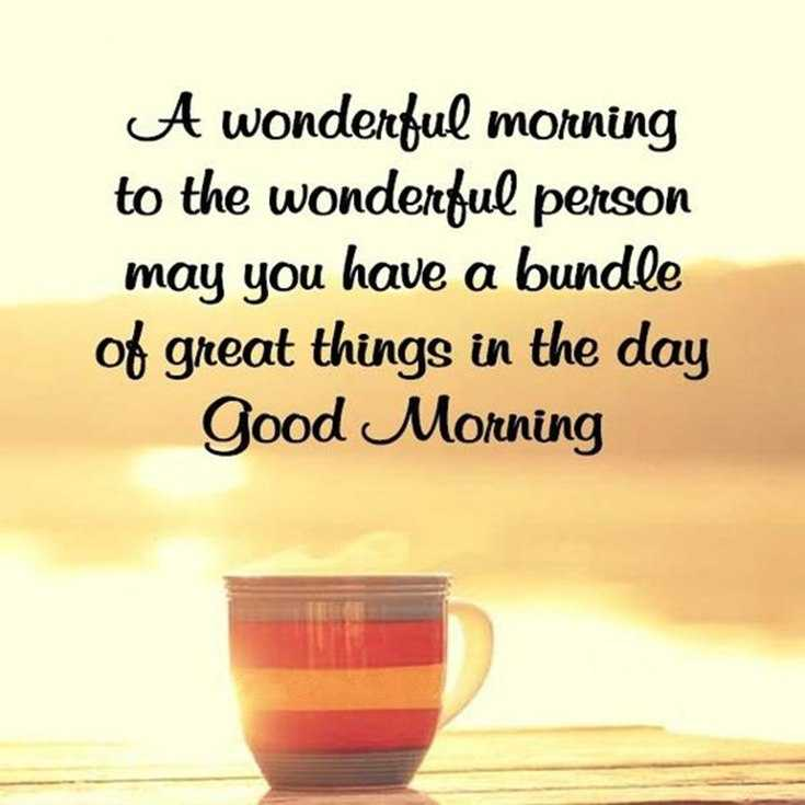 10 Good Morning Quotes and Wishes with Beautiful Images 004