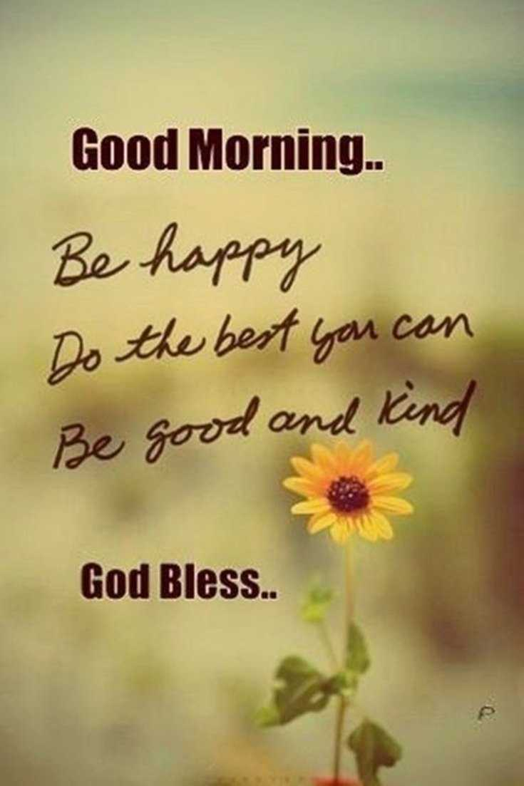 10 Good Morning Quotes and Wishes with Beautiful Images 005