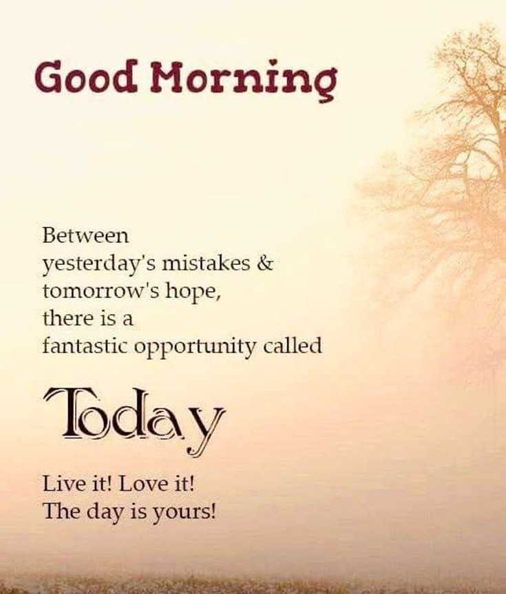 10 Good Morning Quotes and Wishes with Beautiful Images 008