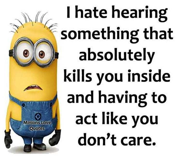 Top 29 Funny Minions Quotes and Pic 18