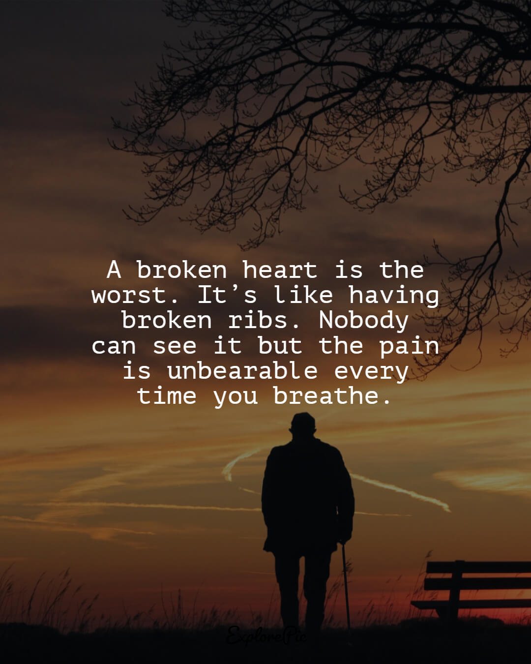15 Broken Heart Quotes And Heartbroken Sayings 4
