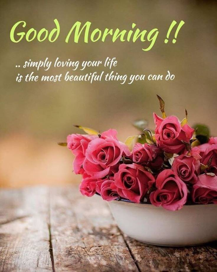 31 Good Morning Quotes and Wishes with Beautiful Images 15