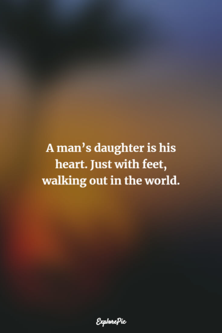 fathers quotes to daughters
