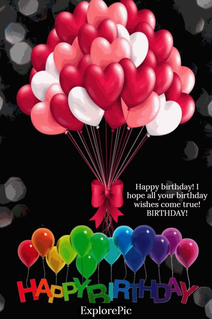 happiest birthday picture of happy birthday 60 Beautiful images for pic happy birthday with Quotes Wishes