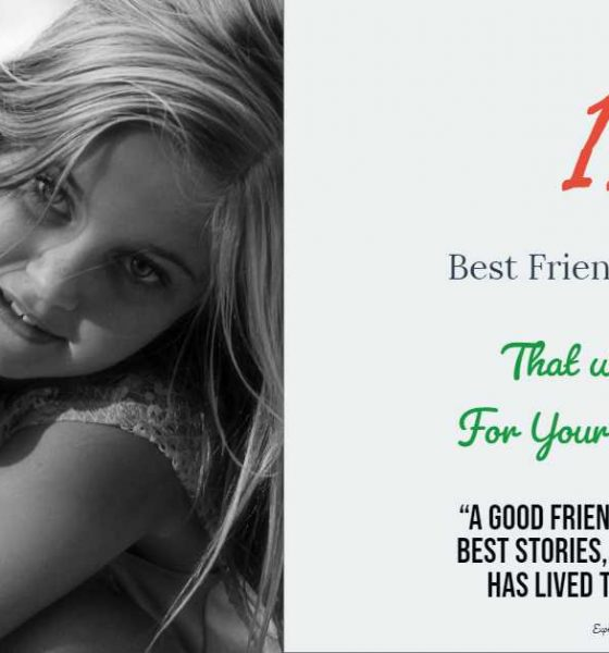 117 Cute Best Friendship Quotes For Your Best Friend