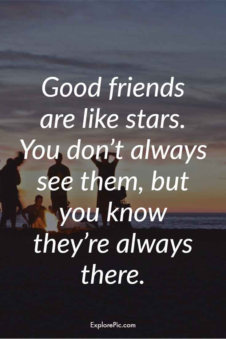 Friendship quotes and sayings Good friends