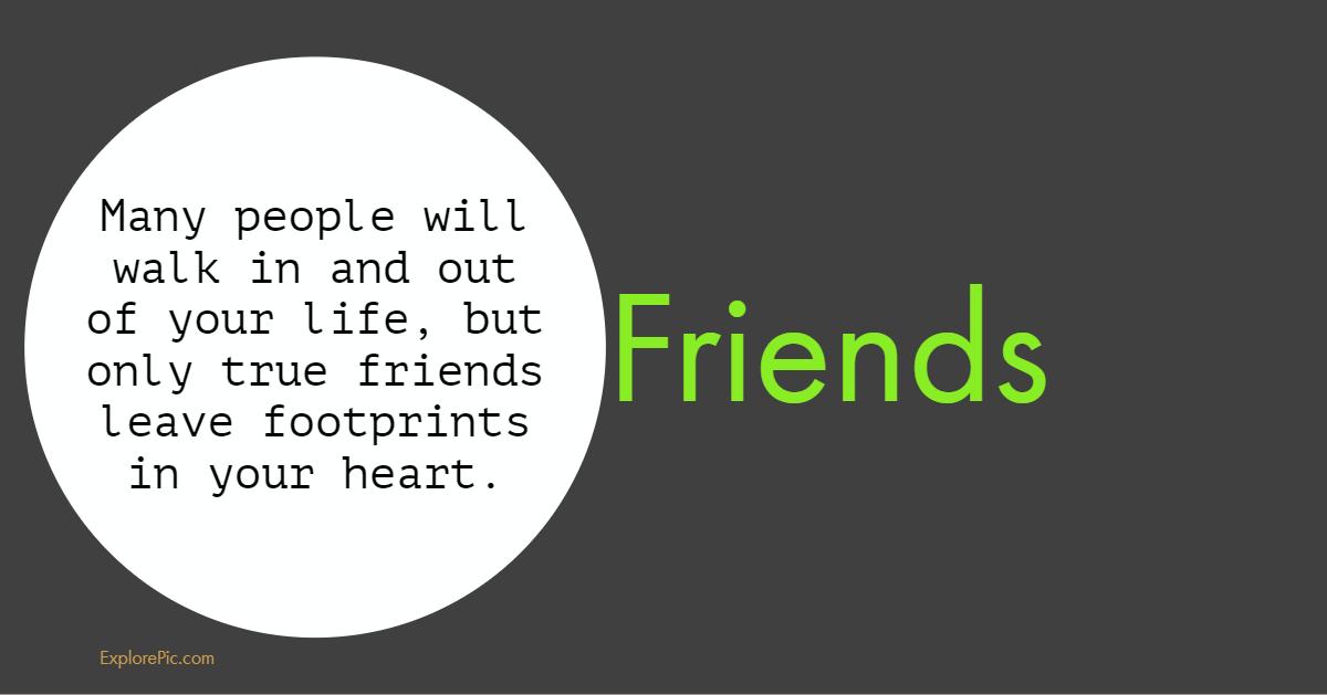 35 Cute Best Friend Quotes - Short Quotes About True Friends ...