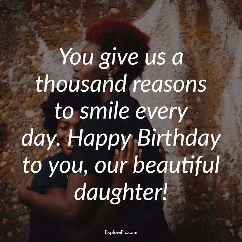 Happy birthday wishes for daughter – best messages quotes 2