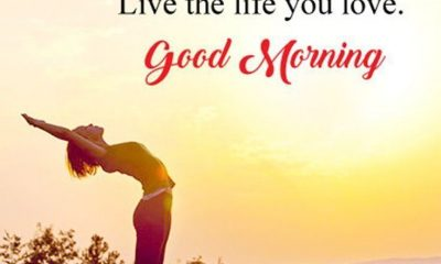 Good Morning Quotes and Wishes with Beautiful Images 22