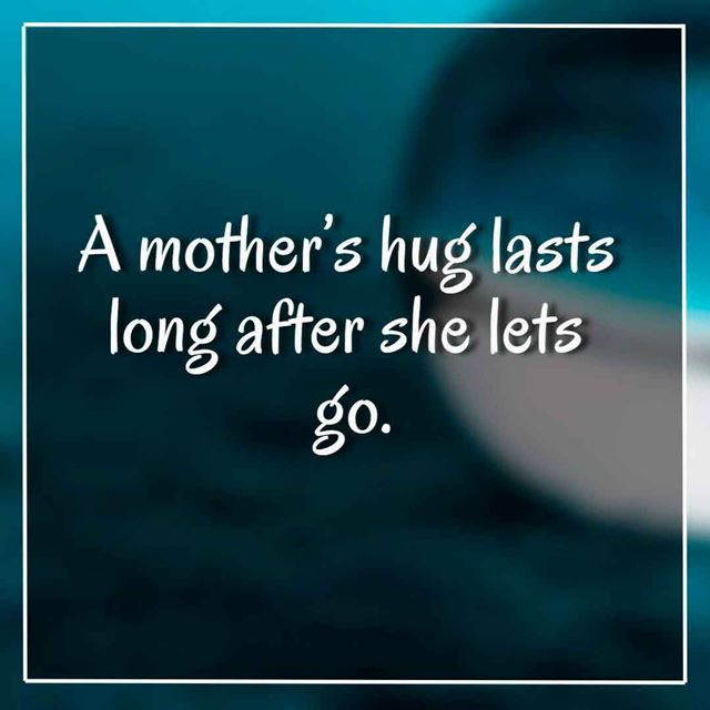Top 30 Happy Mothers Day Quotes Pictures #hug