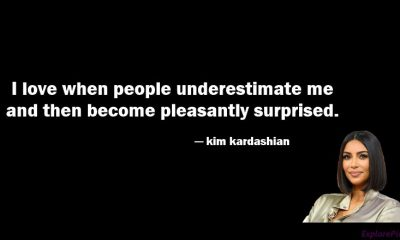 Inspiring kim kardashian quotes that change your life