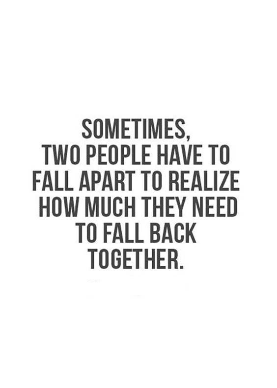 a true relationship quotes on people together