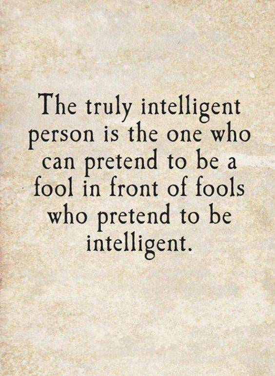 relationship inspirational quote on intelligent