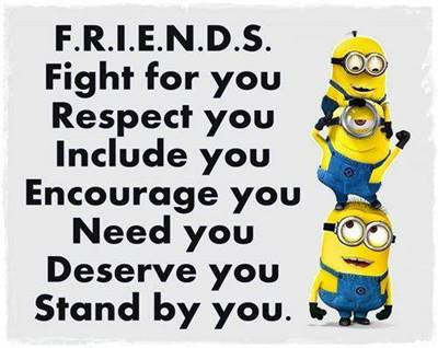 50 Crazy Funny Friendship Quotes for Cute Friends 12