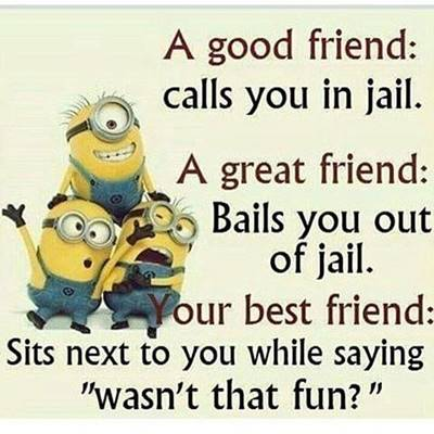 50 Crazy Funny Bff Quotes Funny Quotes About Friends