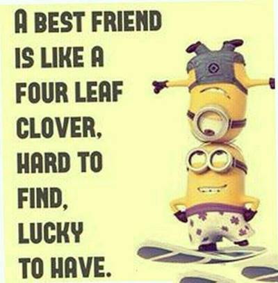 50 Crazy Funny Friendship Quotes for Cute Friends 27