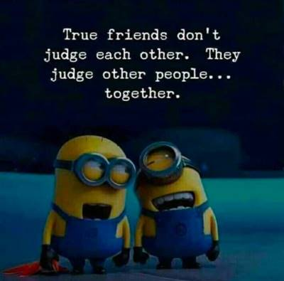 50 Crazy Funny Thinking Of You Friend Quotes One Liner For Friends
