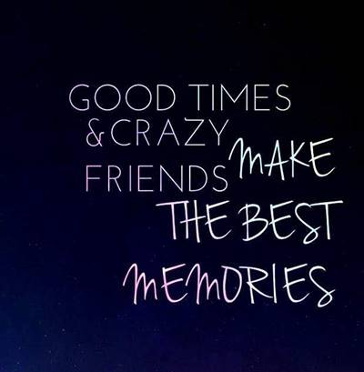 50 Crazy Funny short quotes about good friends cute internet best friend quotes