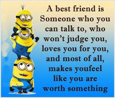 50 Crazy Funny Friendship Quotes for Cute Friends 7
