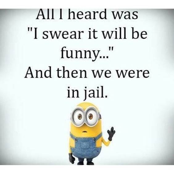 60 Funny Jokes Minions Quotes With Minions 35