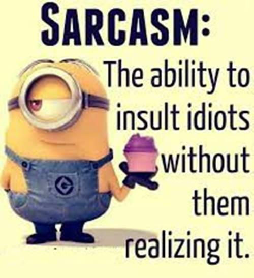 60 Most Funny Sarcastic Quotes And Funny Sarcasm Sayings 1
