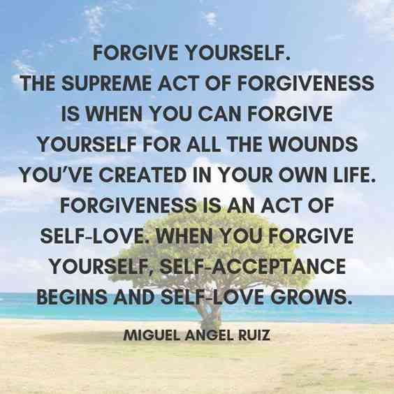 42 Forgive Yourself Quotes Self Forgiveness Quotes images 2