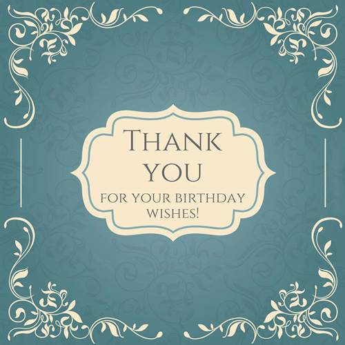 52 Best Thank You For Birthday Wishes images Thank you quotes 1
