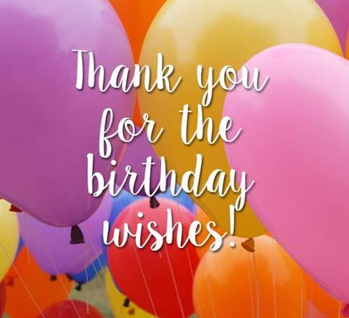 52 Best Thank You For Birthday Wishes images Thank you quotes 2