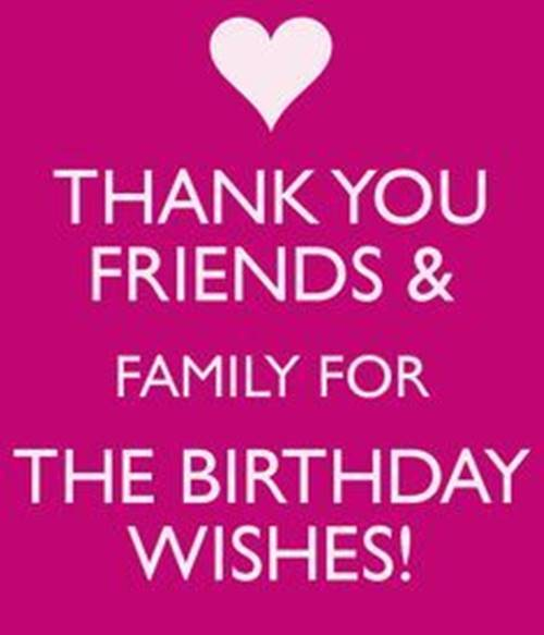 52 Best Thank You For Birthday Wishes images Thank you quotes 37