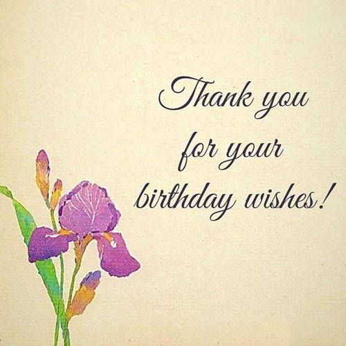 52 Best Thank You For Birthday Wishes images Thank you quotes 4
