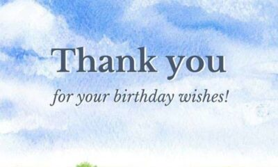 52 Best Thank You For Birthday Wishes images Thank you quotes 7