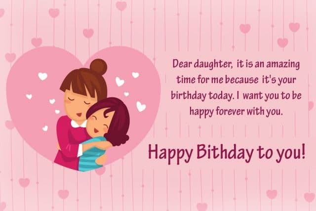 Birthday Wishes For Daughter feat img happy birthday poems daughter