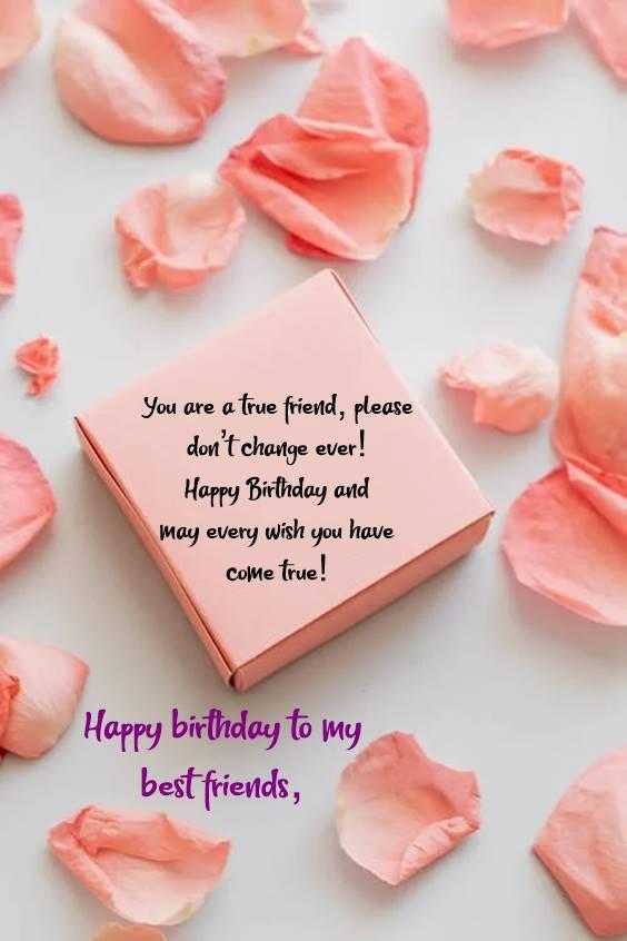 Happy birthday my beautiful friend 4
