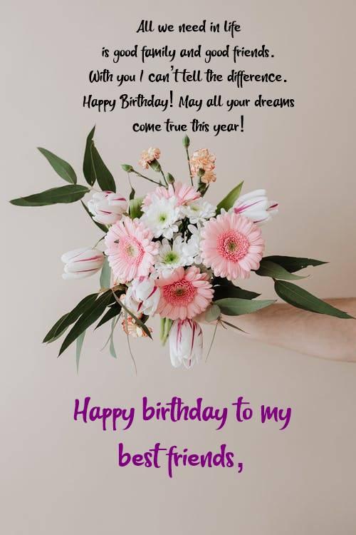 Happy birthday my dear friend 5