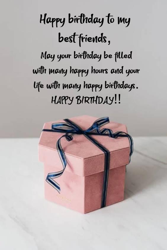 Happy birthday to a special friend 8