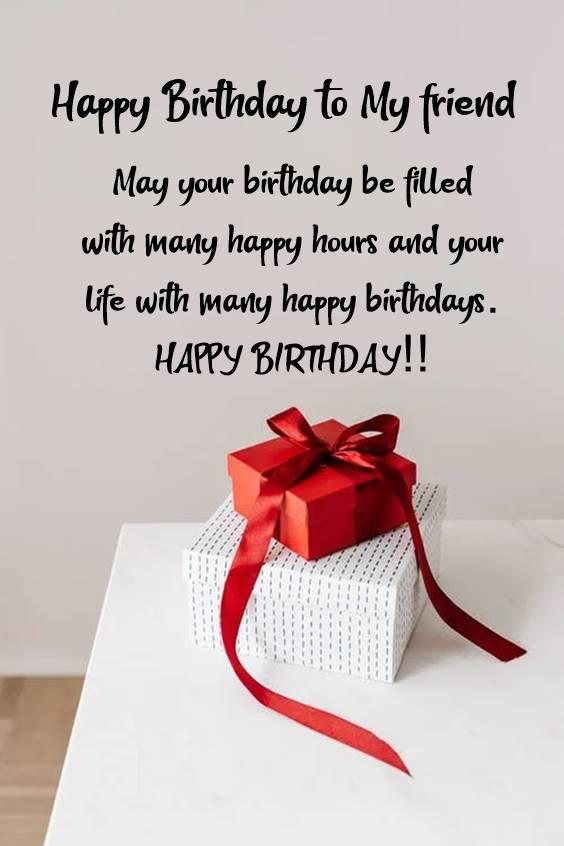 Happy birthday to my best friend 6