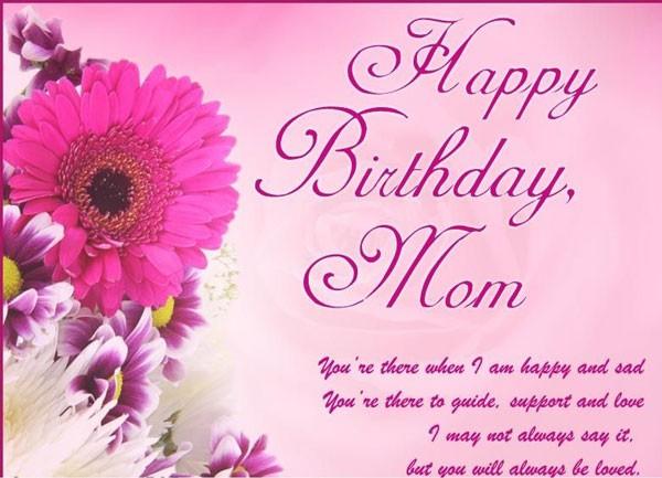 happy birthday love poems happy birthday poems to mom